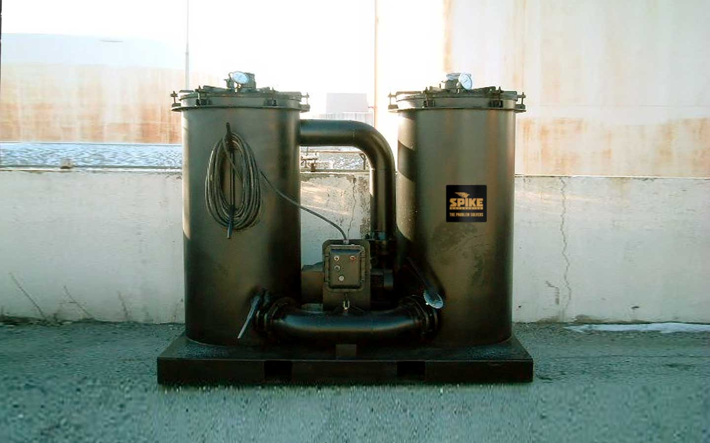 Air Scrubbing Carbon Canister Systems
