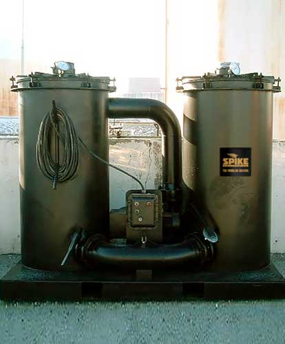 Carbon Canister Air Scrubbing services by Spike Enterprise