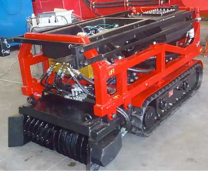 Remote Operated Dredge Services by Spike Enterprise
