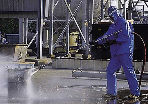 Image of 10k and 40k hydroblasting by Spike Enterprise