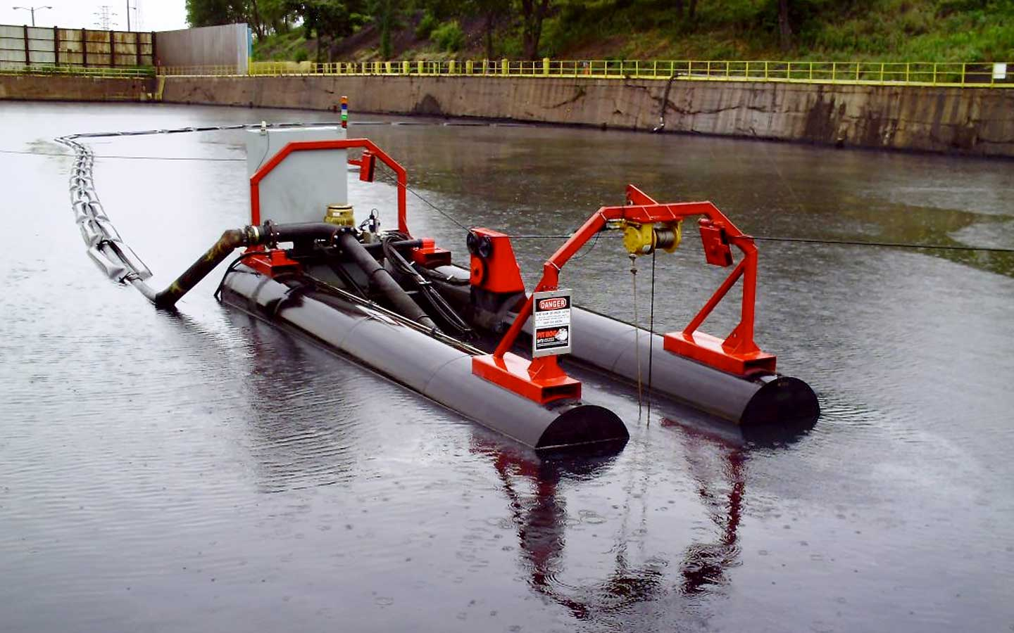 Image of Remote Controlled Dredges by Spike Enterprise